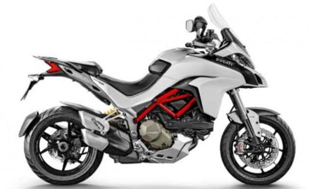 2015 EICMA  Ducati Multistrada 1200 DVT