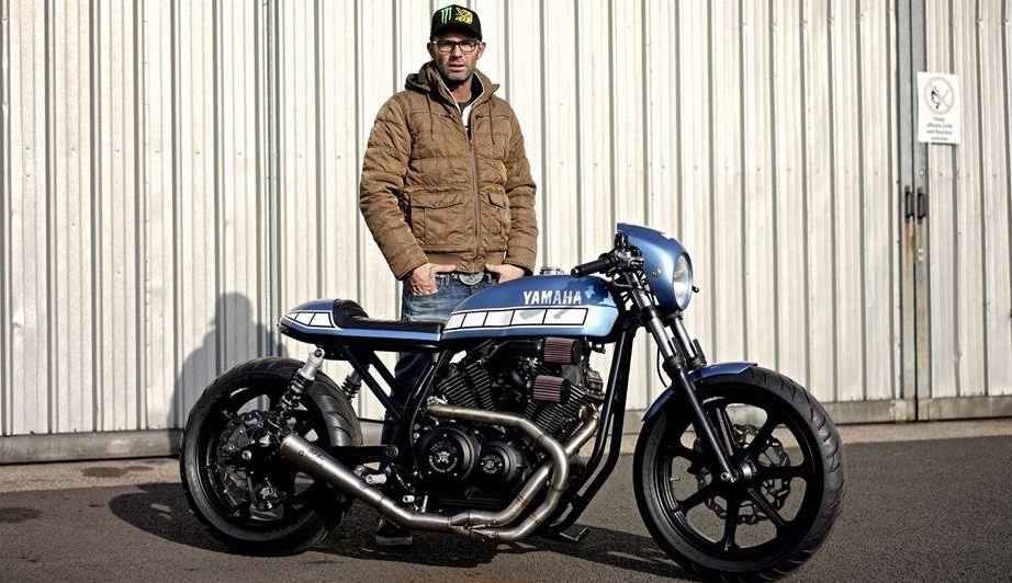 Yamaha XV950 Yard Built