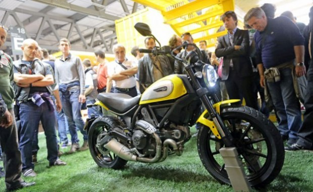 Most Beautiful Motorcycle of the Fair of Milan