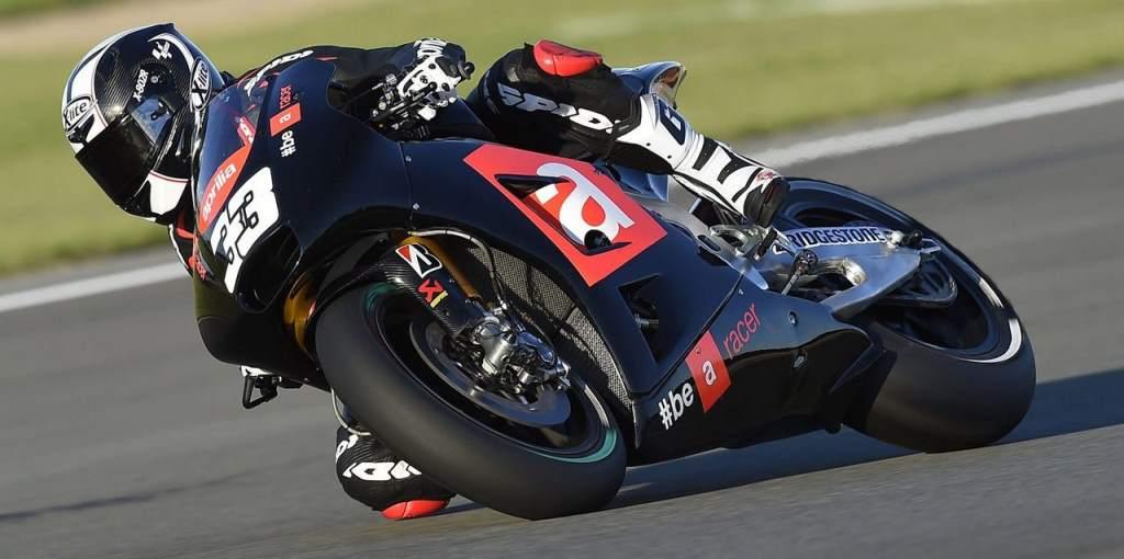 Marco Melandri returns to MotoGP with Aprilia in 2015