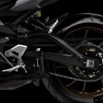 Yamaha MT - 09 Draw a Success Path Test