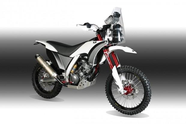 AJP PR7 660 Motorcycle 2015