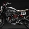 Ducati Scrambler by Gannet Design 2015