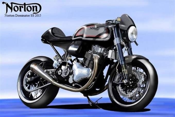 Norton Dominator SS 2015 Bike