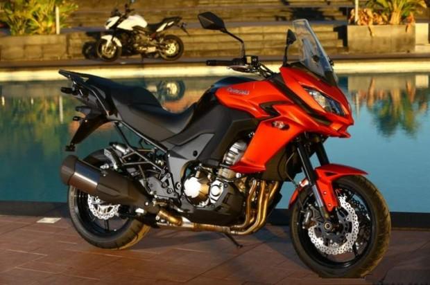 Test Kawasaki Versys 100