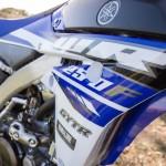 Yamaha 250 WRF 2015 new paint look