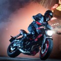 Yamaha MT-07 crowned Motorcycle