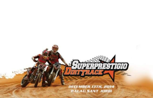 Superprestigio Dirt-Track 2014