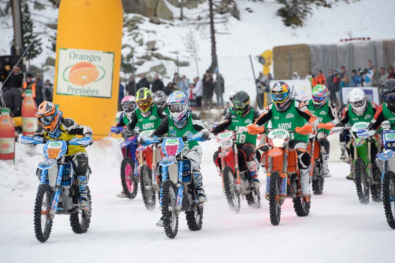 AMV Cup Racing on Ice
