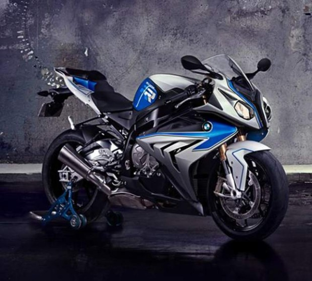 BMW S 1000 RR 2015 With Electro Technology