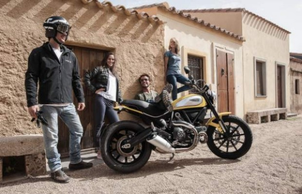 Ducati Scrambler spotlight this weekend in Verona
