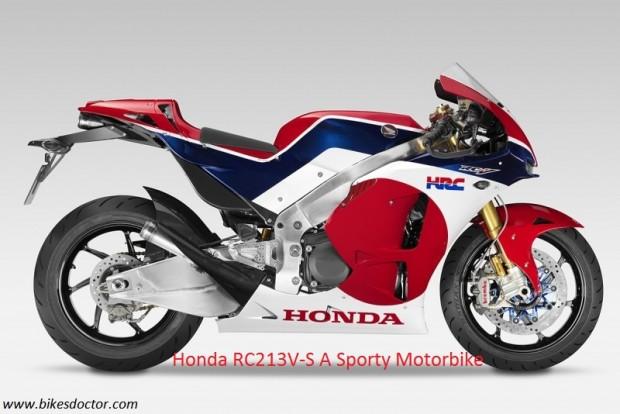 Honda RC213V-S A Sporty Motorbike Price