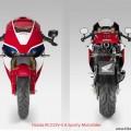 Honda RC213V-S A Sporty Motorbike
