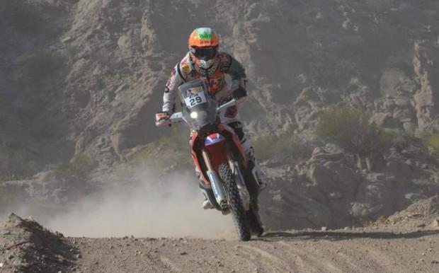 LAIA Sanz Conquers the 2015 Dakar