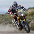 2015 Dakar Stage 2- Joan Barreda Got the Race
