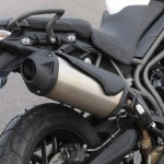 Comparison: Yamaha MT-09 Tracer vs Triumph 800 Tiger XRx