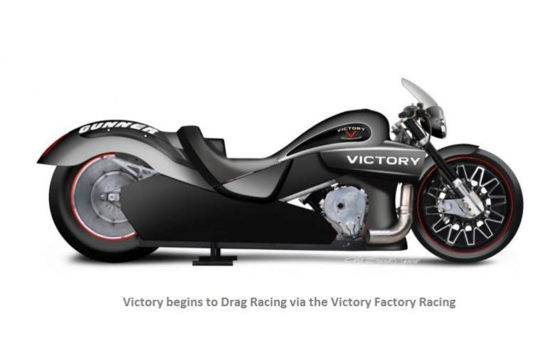 Victory begins to Drag to Factory Racing 2015