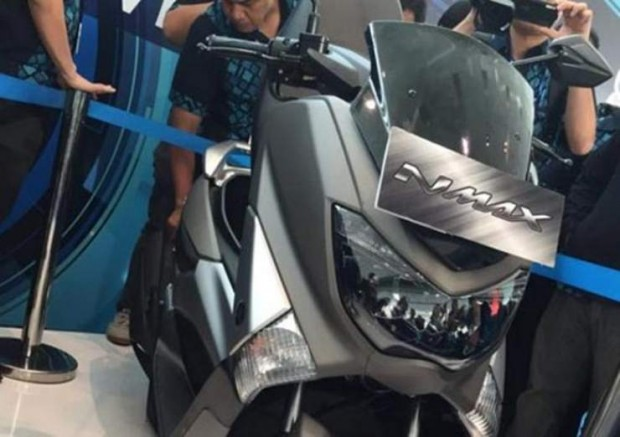 Yamaha NMax World's Best Scooter 2015