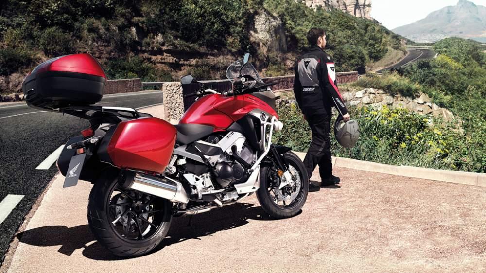 Honda Crossrunner-X VFR800 Motorcycle 2015