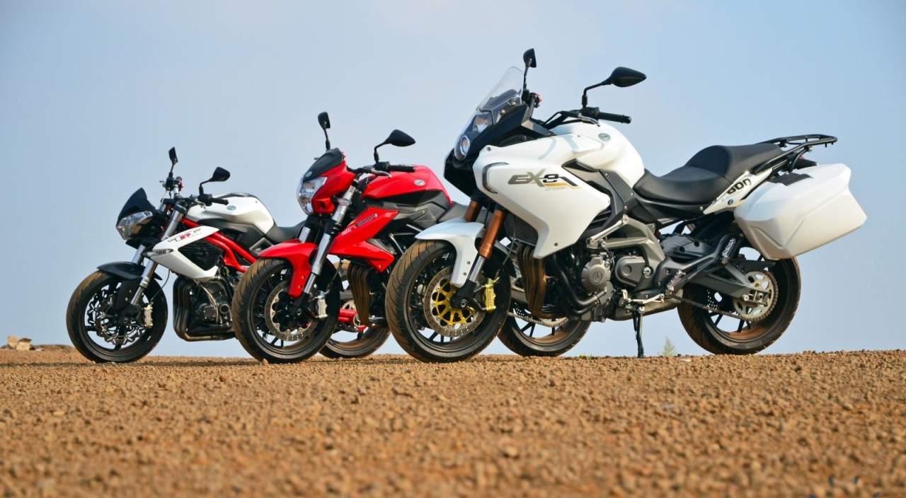 Benelli MotorcyclesLaunching inIndia
