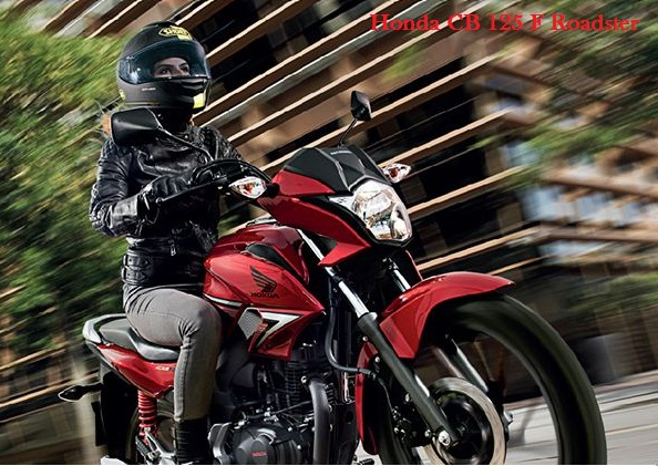 Honda CB125F Roadster Spec 2015