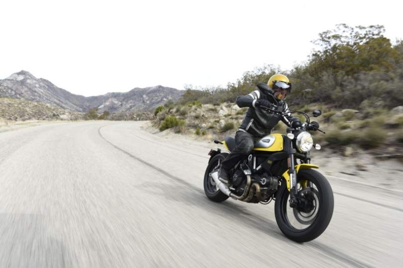 Ducati Scrambler Test & Full Review 2015