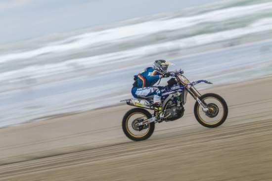 Enduro du Touquet 2015 2 for Valdez 3 for Yamaha