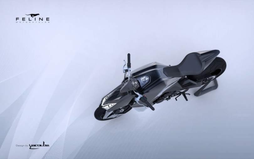 Feline Motorcycles Design by Yaqouba Design