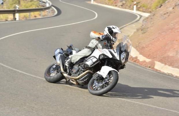 KTM 1290 Super Adventure Test as Full Review