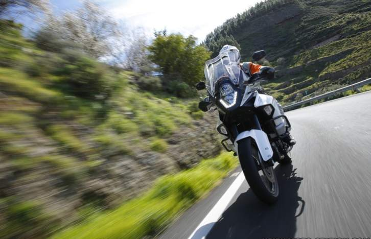 KTM 1290 Super Adventure Test as Full Review