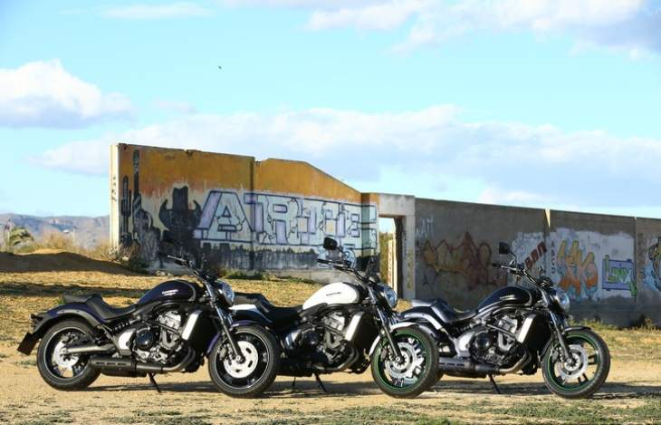 Kawasaki Vulcan S Review 2015