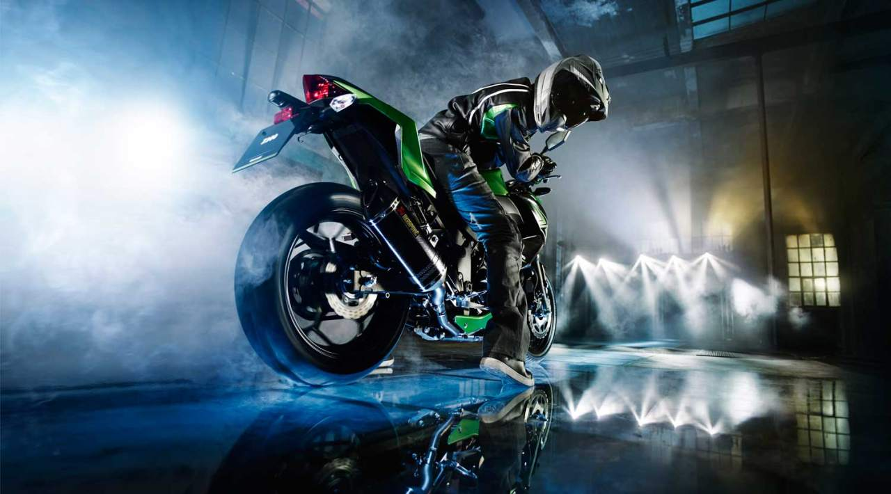 Kawasaki Z300 2015 The Best Bike