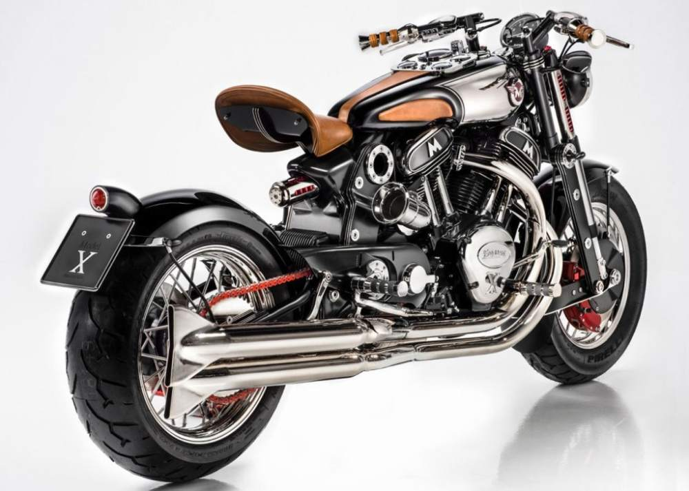 Matchless Model X Reloaded 2015