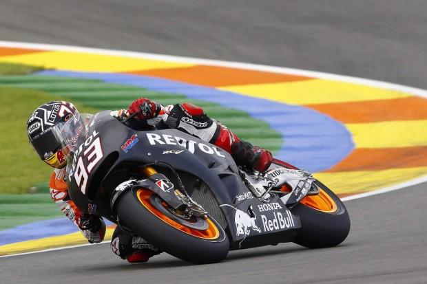 MotoGP test 2015 1 Malaysia Marc Márquez in head