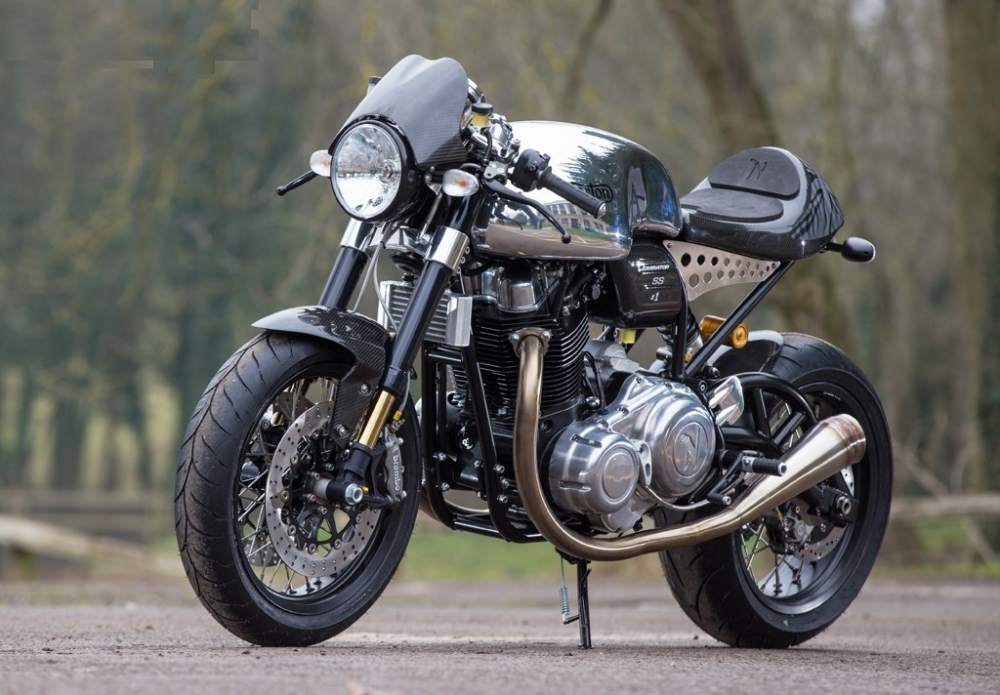 Norton Dominator SS 2015 Bike