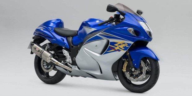Suzuki Hayabusa Z 2015 Best Motorcycle in the World