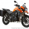 Latest Triumph Tiger Explorer XC Special Edition 2015