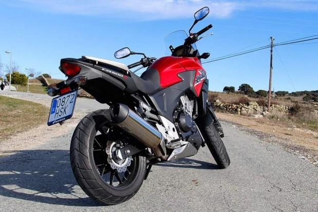 Honda CB500X Motorcycle