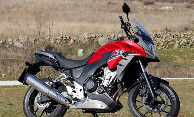 onda CB500X Motorcycle