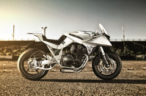 Suzuki Katana New Jack by Icon 1000 World's Bike