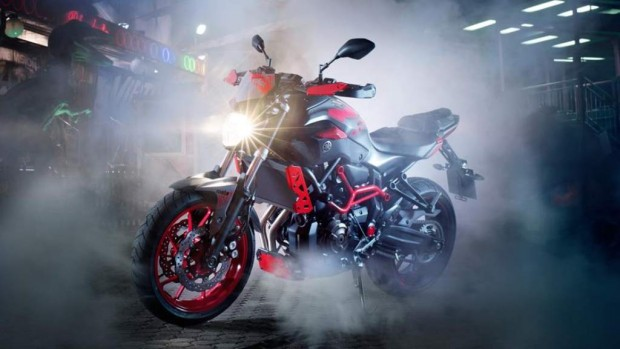 Yamaha Motorcycles Cage MT07 Features