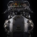 BMW K 1600 GTL Project by Hot Dock Custom Cruise
