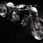 BMW K 1600 GTL Custom Project by Ken's Factory