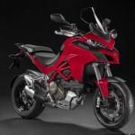 Ducati Multistrada 1200 DVT Harmony Trail Test