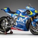 Suzuki ECSTAR 2015 Moto GP Team