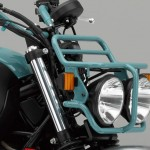 Honda Bulldog Motorcycle-Concept Honda Bulldog