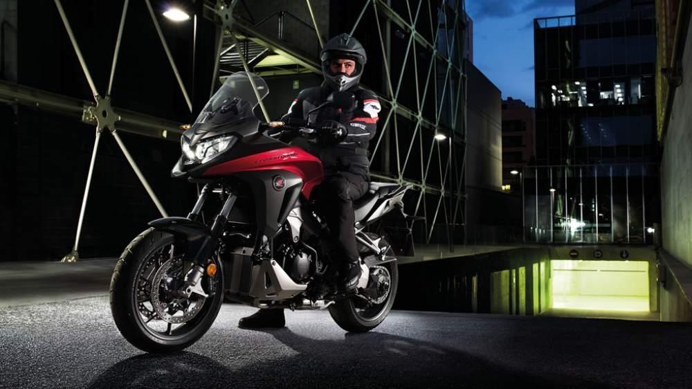 New Honda Max Crossrunner 2015 look