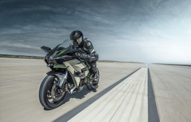 Kawasaki Ninja H2-H2R Test with Full Review
