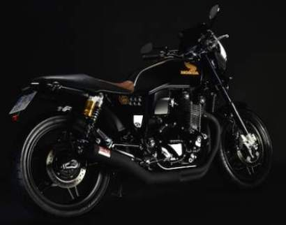 Lee Jeans partner with CB1100 Honda to celebrate 2015