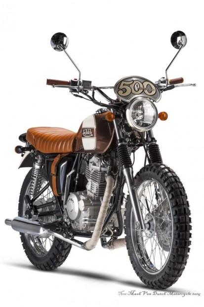 New Mash Von Dutch Motorcycle 2015